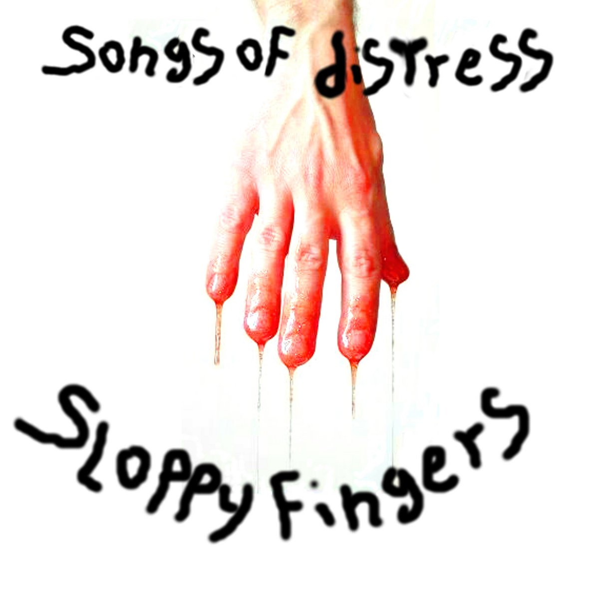 My Girlfriend Is A Squatter From Songs Of Distress By Sloppy Fingers