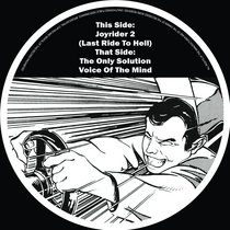 Last Ride To Hell cover art