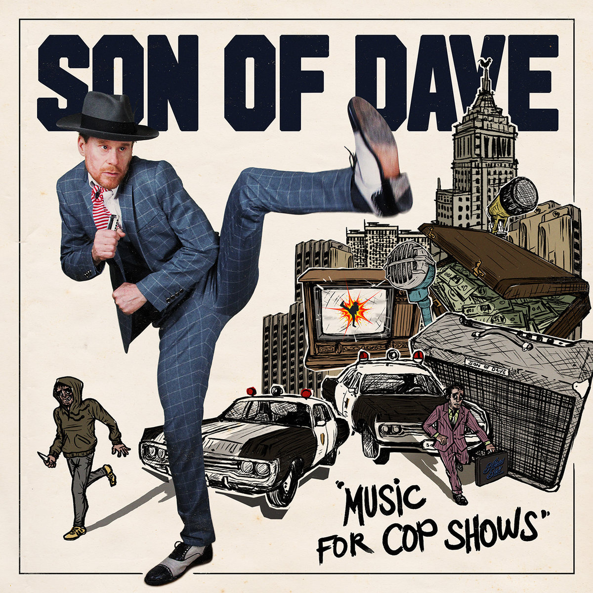 Music For Cop Shows | Son of Dave