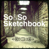 So & So Sketchbook Cover Art