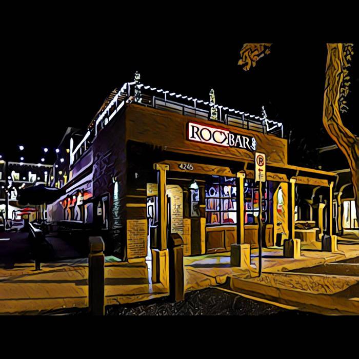 Live at Rockbar, Scottsdale (9-28-2018) by Jim Dalton