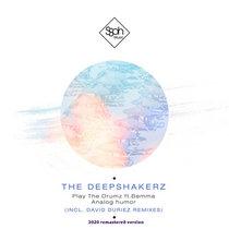 The Deepshakerz featuring Belma - Play The Drumz (David Duriez Warfare No Vox Remix) [2020 Remastered Version] cover art