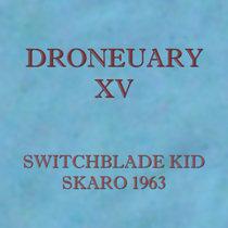 Droneuary XV - Skaro 1963 cover art