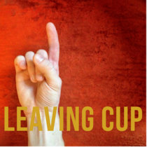 Leaving Cup cover art