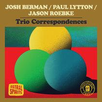 Trio Correspondences cover art