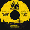 (BYR-001) 6BLOCC - STAY STRONG / FLeCK ft. DANDELION - KNOCK OUT Cover Art
