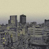 Manc Sunset EP cover art