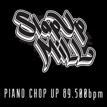 Piano Chopup 89.500bpm cover art