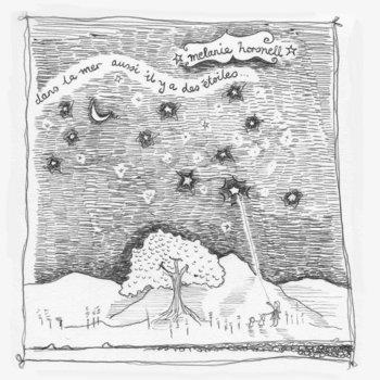 Dans la mer aussi il y a des étoiles ALBUM by Melanie Horsnell