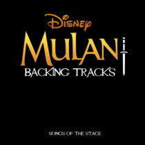 Mulan - Backing Tracks cover art