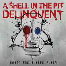 DELINQUENT: Bunker Punks OST cover art
