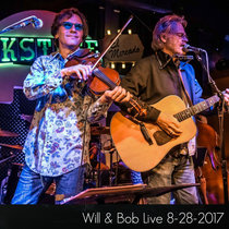 Bob Livingston & Will Taylor Live 8.28.2017 cover art