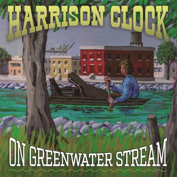 On Greenwater Stream by Harrison Clock