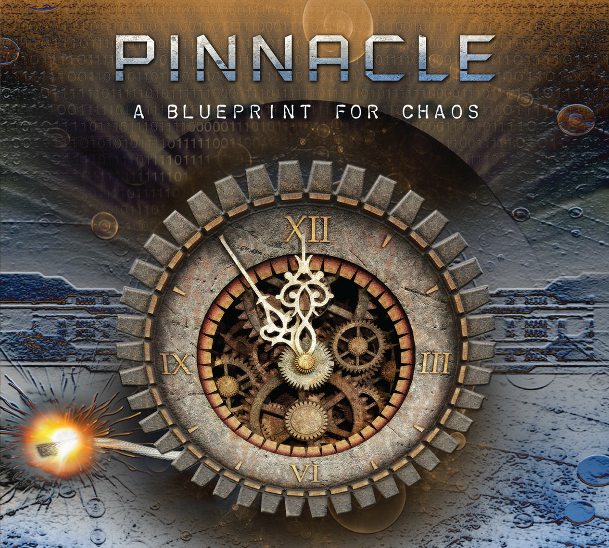 A blueprint for chaos pinnacle by pinnacle malvernweather Images