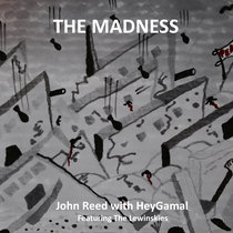 The Madness EP cover art