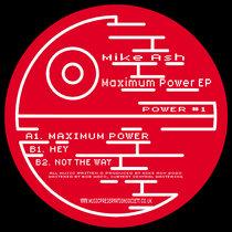 Maximum Power EP cover art