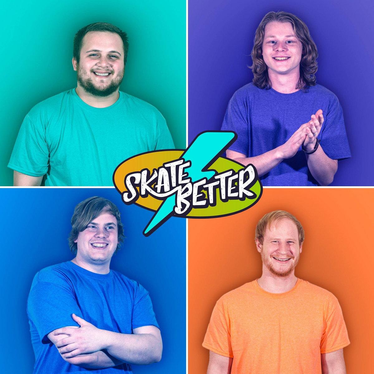 Skate Better - Spring Demos 2017 (2017)