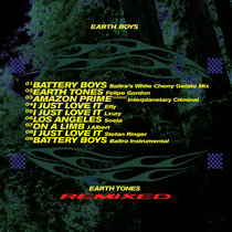 Earth Tones (Remixes) LP cover art