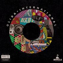 Oliba International cover art