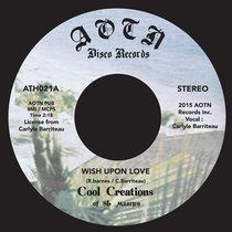 Wish Upon Love / Night on Beach Island cover art