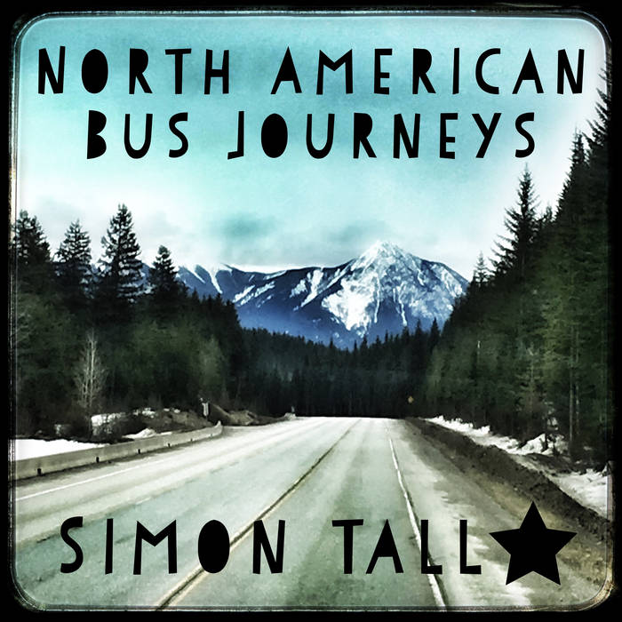Simon Tall – North American Bus Journeys