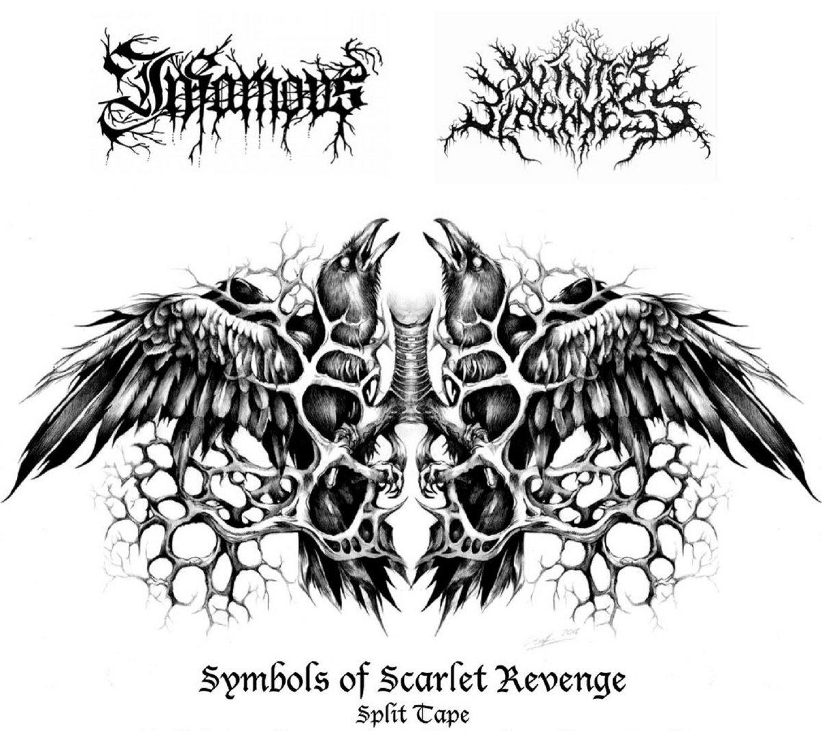 Symbols Of Scarlet Revenge Eremita Produzioni