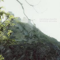 Michiru Aoyama「Everything is beautiful」 cover art
