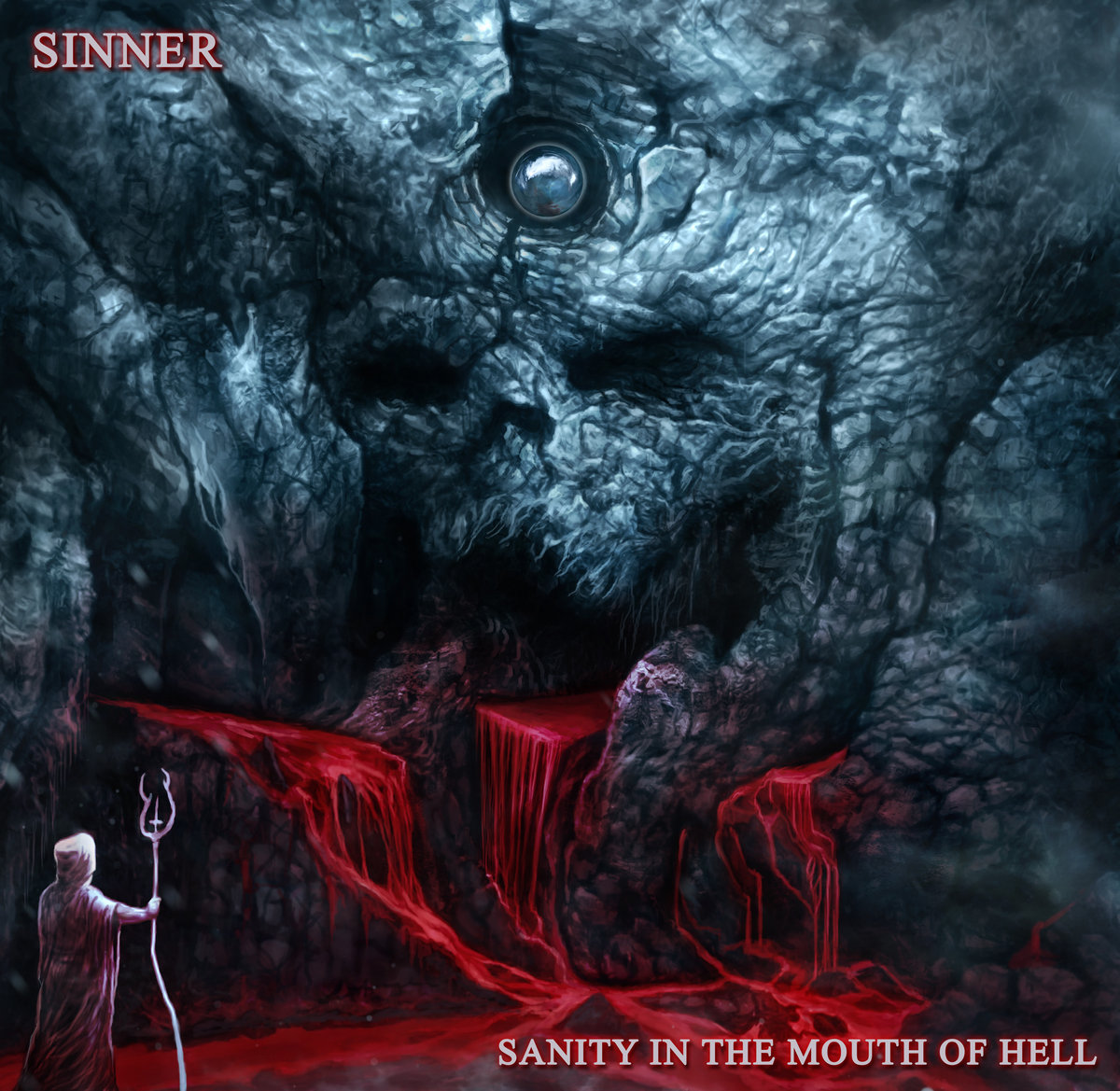Sinner - Sanity In The Mouth Of Hell (2018)