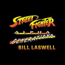 Street Fighter Alpha:Generations cover art