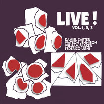 LIVE! (first edition) cover art