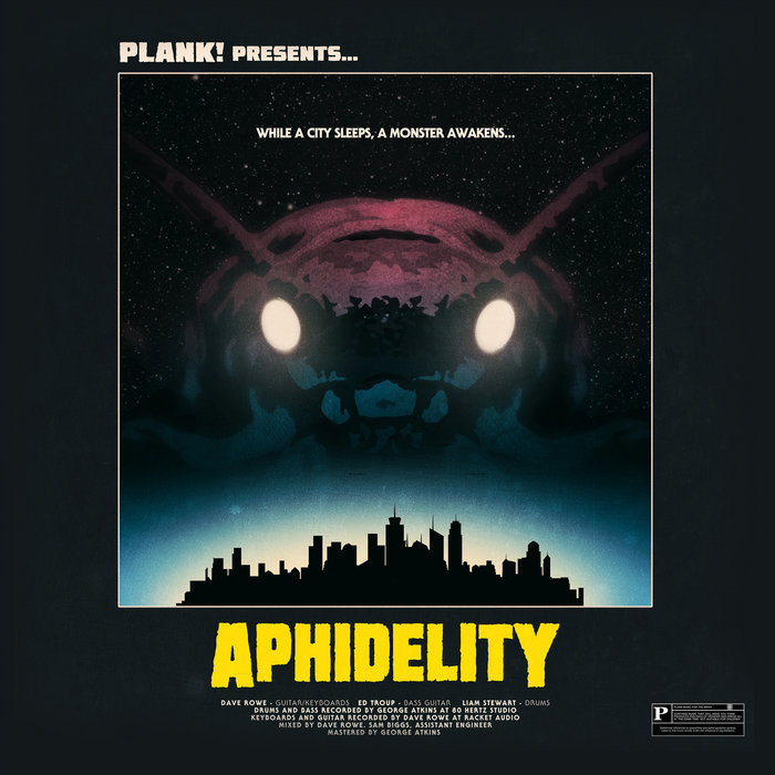 Aphidelity, by PLANK