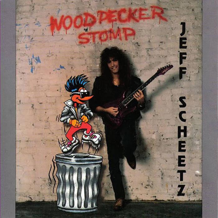 jeff scheetz woodpecker stomp
