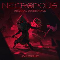 Necropolis Original Soundtrack cover art