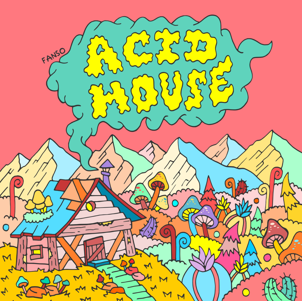 Acid house fanso for What is acid house music