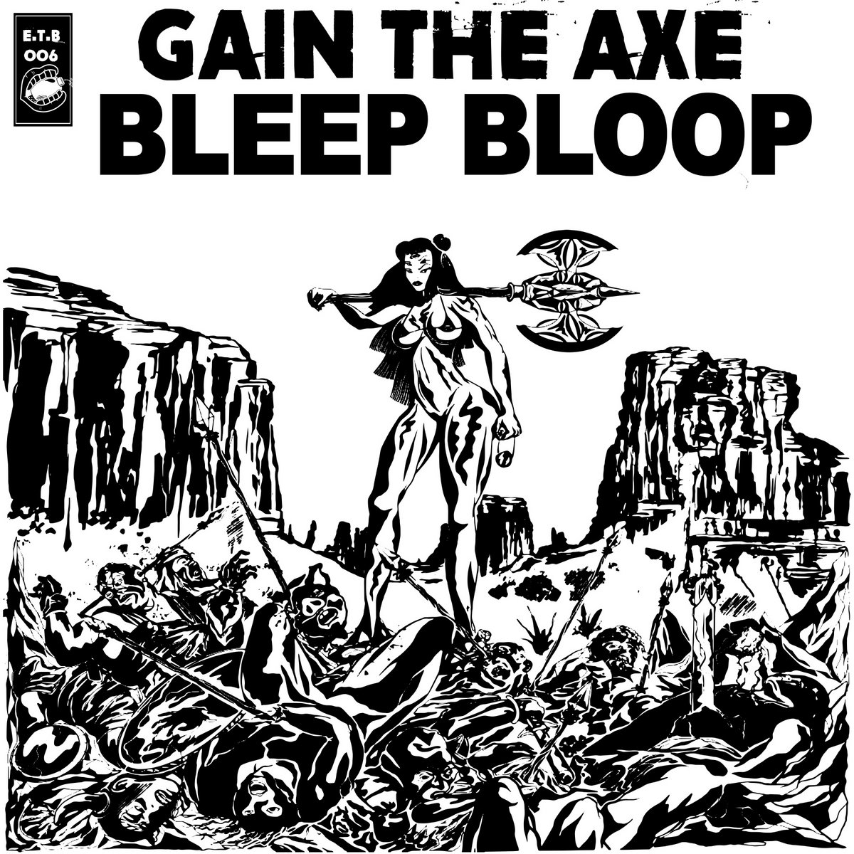 Image result for gain the axe by bleep bloop