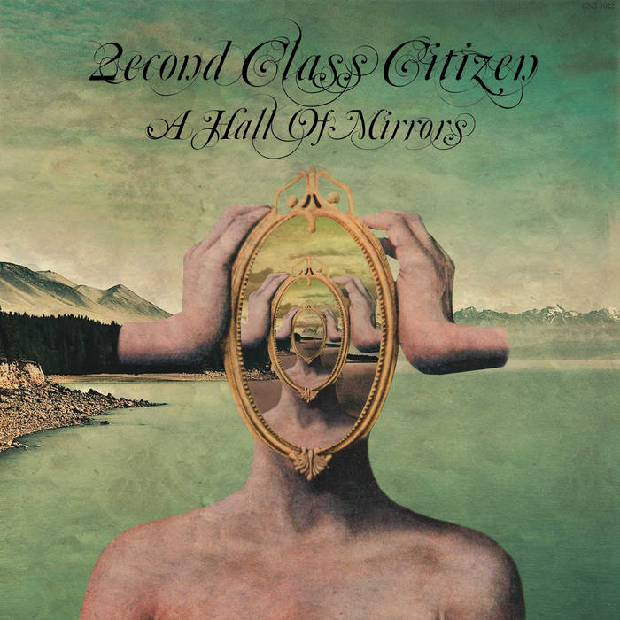 A Hall of Mirrors cover art