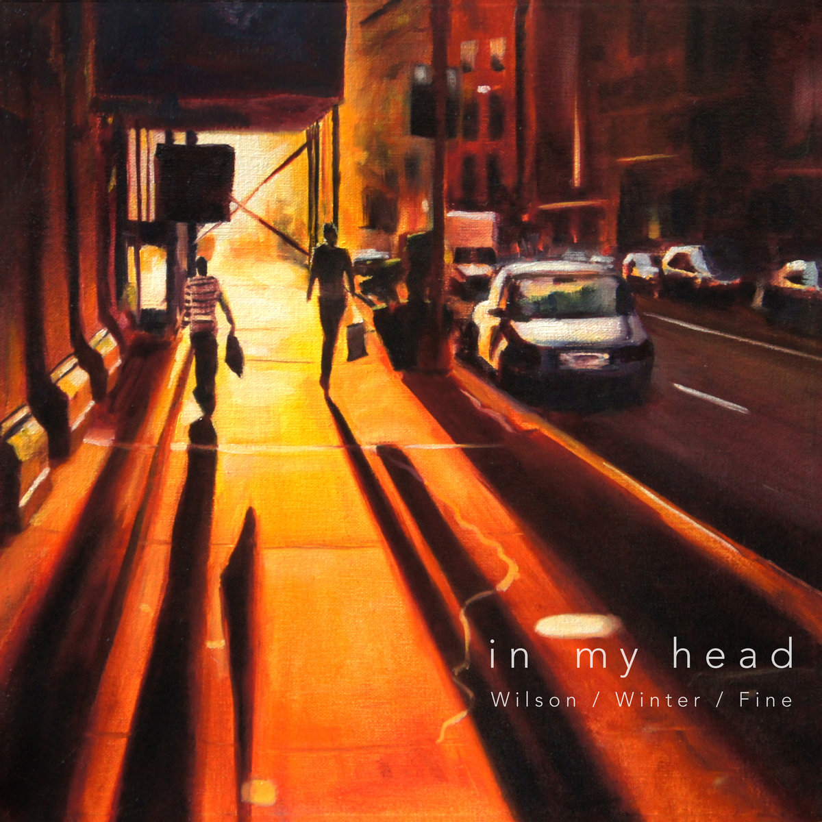 in my head by Noah Evan Wilson (Feat. Jake Fine and Elisa Winter)