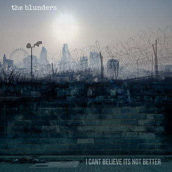 I cant believe its not better by the blunders