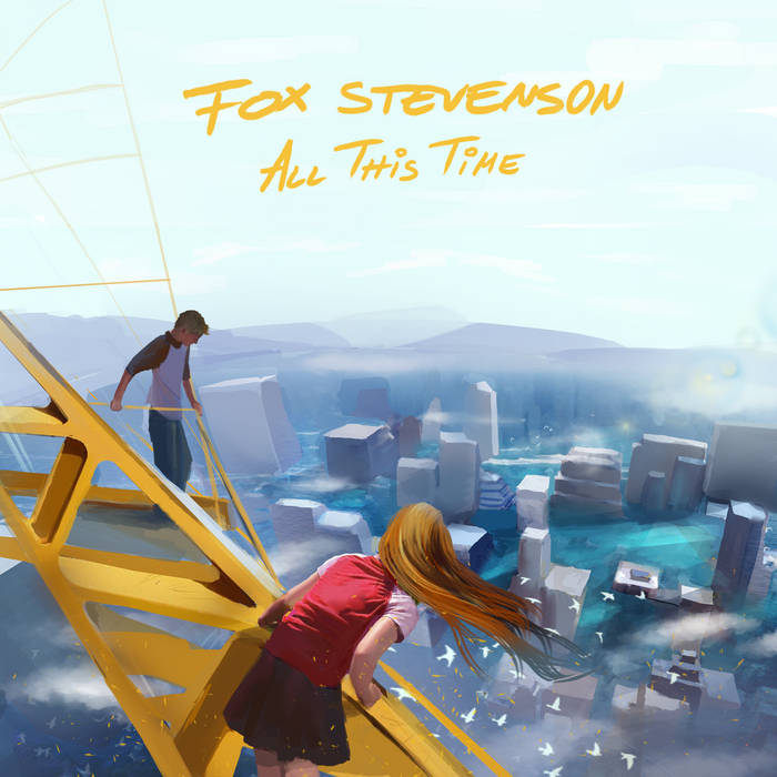 All This Time EP cover art