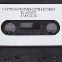 DJ AGONY - BASS CUTS (FULL ALBUM) cover art
