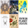 You're On Planet Creature Cover Art