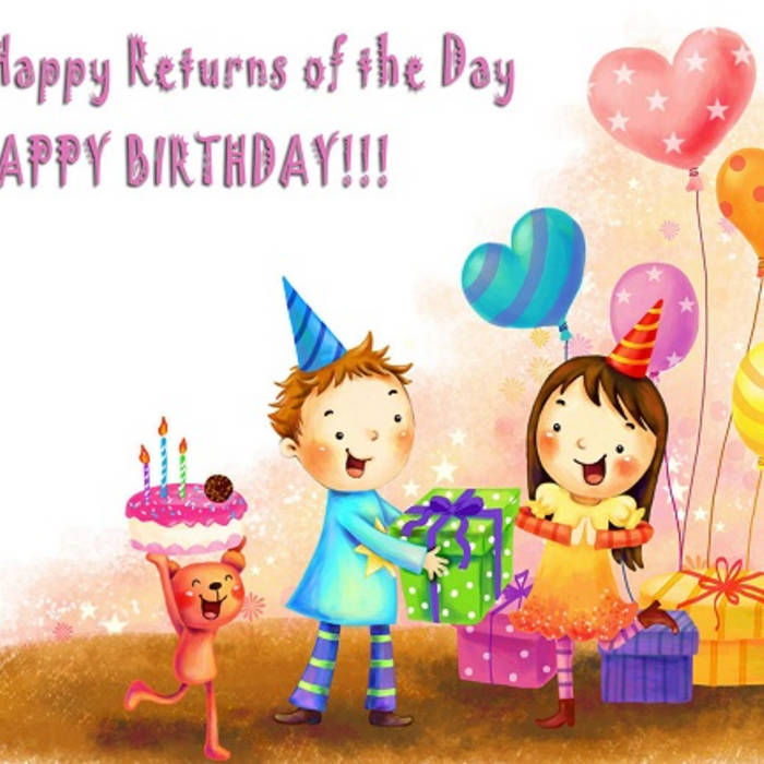 The Happy Birthday Song Kashish
