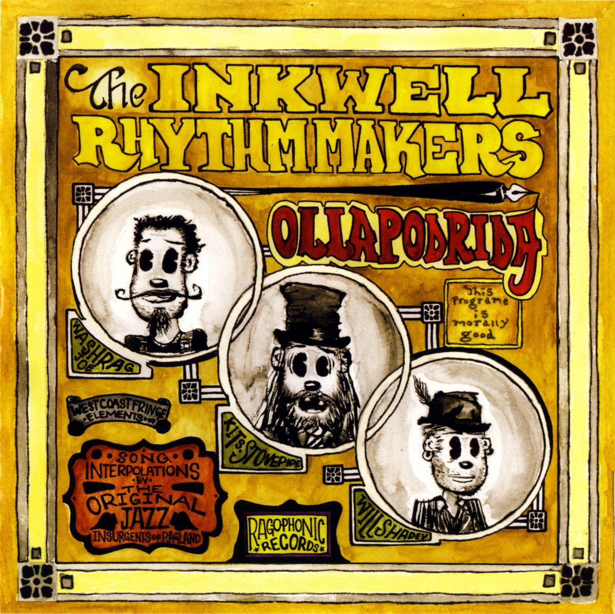 Bathtub Syncopations   the Inkwell Rhythm Makers