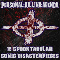 15 SPOOKTACULAR SONIC DISASTERPIECES cover art