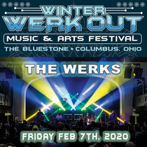 LIVE @ The Winter Werkout Columbus, OH 2.7.2020 cover art
