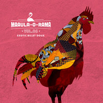 MaAuLa-o-rama Vol.6 - Exotic Billet Doux cover art
