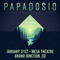 1.31.19   Mesa Theatre   Grand Junction, CO cover art