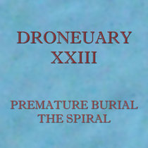 Droneuary XXIII - The Spiral cover art