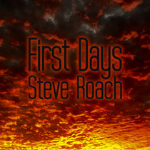 First Days cover art