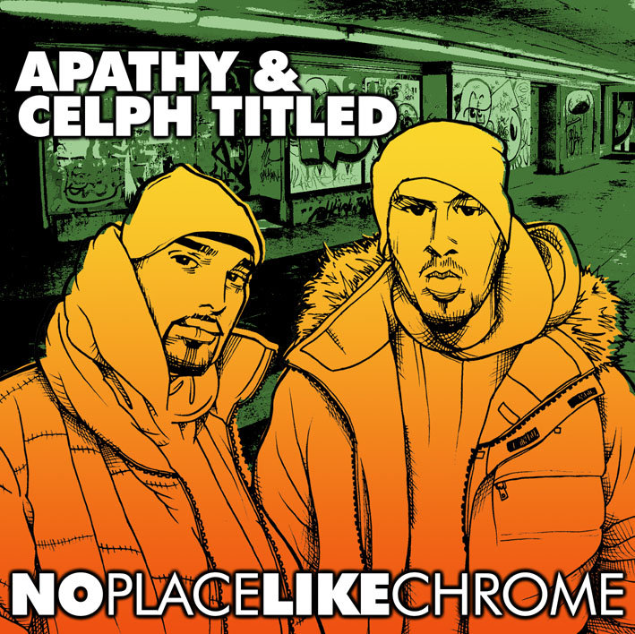 No Place Like Chrome (Deluxe Edition) | Apathy